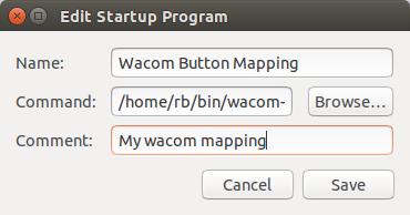 wacom-startup-settings